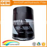 15601-76009-71 toyota forklift parts oil filter