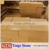 Factory direct sale China Yellow Sandstone Pavers