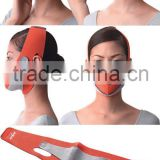 Wholesale elastic double chin reducing shapers face lift belt