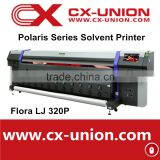 spectra polaris head eco solvent printer flora printer decals paper banners inkjet printer