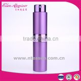 8ml /10ml /15ml Travel Refillable Metal Twist Up Perfume Atomizer Bottle
