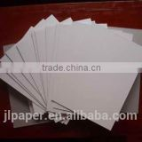 Offset Printing White Clay Coated Duplex Board with Grey Back