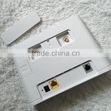Brand new Unlocked 4G LTE CPE router 3G modem wireless gateway 1 sim card 1LAN 1 RJ11 port HUAWEI B310