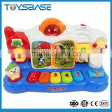 Alibaba Express 2015 New Arrival Universal Function Educational Toy Musical Instruments Toys for Kindergarten
