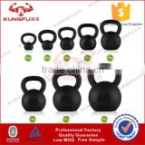Crossfit Equipment Powder Coated Kettle Bells With Customize Logo                                                                         Quality Choice