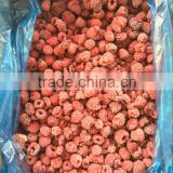 IQF Frozen raspberry whole & piece with best price