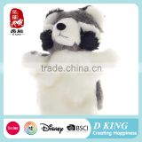 Over 10years experience cute and soft plush finger puppet toy                                                                                                         Supplier's Choice