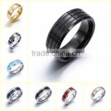 Wholesale Cheap Stainless Steel Men Rings Fashion Jewelry Ring