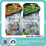 Die Cast New Design Finger Bmx Bike Toys For Kids