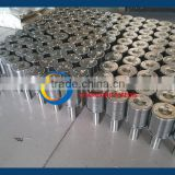 stainless steel 316L wire mesh filter nozzles strainer for resin water treatment manufacturer