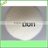 Top grade 56.5% lithium hydroxide LiOH H2O for metallurgy and glass industry