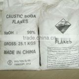 sodium hydroxide flakes industrial grade