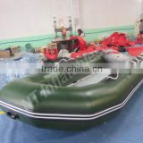 2016 hot selling new fashion military inflatable boat for sale