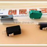 Micro switch / pushbutton switch / Coffee machine key switch / blower micro switch / rain type travel switch / water dispenser s