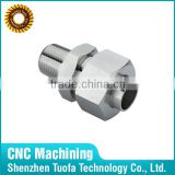 Custom made precision OEM CNC machined parts index plunger