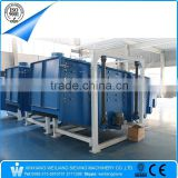 low noise and environmetal protection sand shaking screen