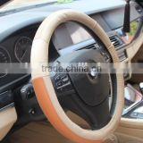 new design polyester of the anime car steering wheel cover