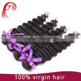 China Best Factory Offer Malaysian Remy Human Hair Weaving, 100% Virgin Malyasian Deep Wave Hairstyles Body Hair Extensions