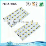 led display pcb board , pcb design service project and pcb board for led light bar in China
