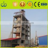 high quality vertical shaft lime limestone kiln burner, lime production line kiln for sugar making