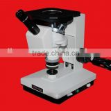 Metallurgical Microscope with Monocular Head/Sliding Binocular/Sliding Trinocular Inclined at 45/Compensation Free Trinocular