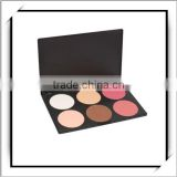 HOT! Makeup Cosmetic 6 Contour Blush Palette