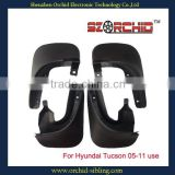 mud flap,mud guard for tucson 05-11 use