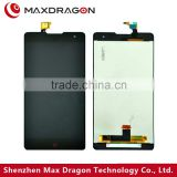 Replacement Part LCD Display Screen Touch Digitizer Assembly For ZTE Nubia Z7 Max NX505J