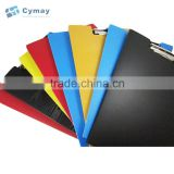 Inquiry about Custom plastic document folder with clip file folder A3/A4 size PVC folder