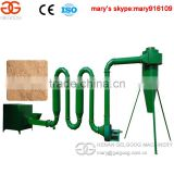 professional rotary type sawdust dryer / saw dust dryer manufacturer