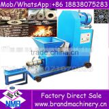 Hot sell bamboo wood chips saw dust screw press briquette machine