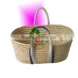 handmade maise baby sleeping basket (factory provide)
