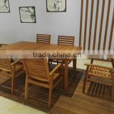 OEM bamboo furniture
