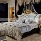 Inquiry about BISINI New Classic Luxury Dubai Bed Designs