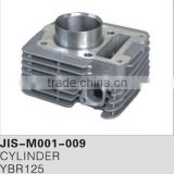 Motorcycle parts & accessories cylinder/engine for YBR125