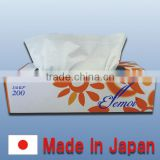 Reliable and High quality tissue paper in box vietnam facial tissue with Functional made in Japan