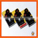 Wooden Safety Boxed Match For Home/Hotel