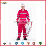 Latest Designed Comfortable Safety Protective Fireman Uniforms