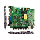 32 inch 3-IN-1 LED TV MAIN BOARD WITH 2 USB 2 HDMI