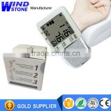 Medical Professional Wrist Blood Pressure Monitor Higher Accuracy CE ROHS Certified
