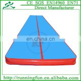 inflatable gym air track,inflatable race track, inflatable tumble track for gymnasium IT-14