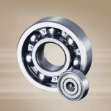 45*100*25mm 604 605 606 607 Deep Groove Ball Bearing Black-coated
