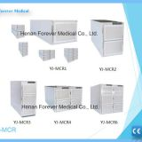 Medical Mortuary Refrigerator for 3 Bodies, Morgue Dead Body Freezer