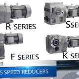 high efficiency and longer service life speed reducer