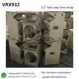 JBL VRX932la 12 inch two way line array cabinet box
