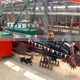 1600cbm Cutter Head Suction Dredge