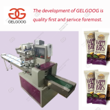 Modern Technology Pillow Energy Bar Packaging Machine Manufacturer in China