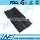 irregular shape EPDM rubber extrusion profiles