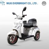 china battery/electric recreational/leisure vehicle,electric small adult/family tricycle scooter with CE and EEC