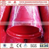 ASTMA795 -07 galvanized steel pipe for fire fighting system from tianjin top manufacturer